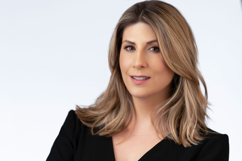 Lauren Zabierek.
