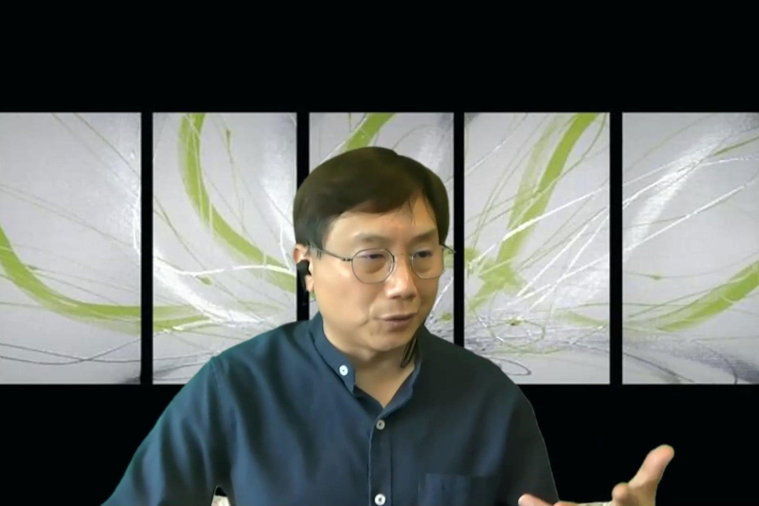 Bruce Huang.
