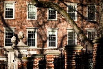 Winthrop House.