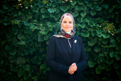 Samia Omar.