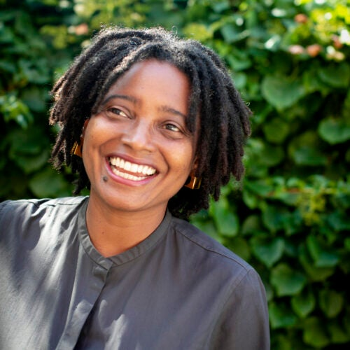 Tracy K. Smith.