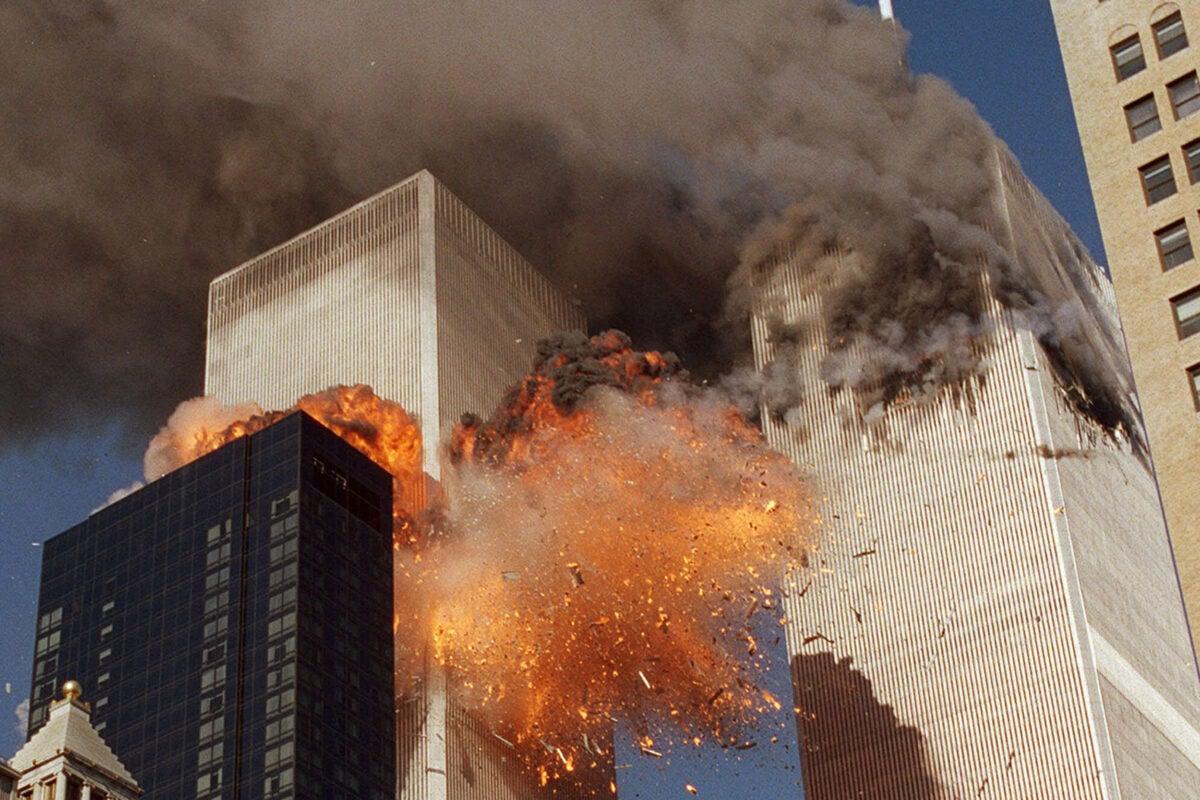 World Trade Center attacks.