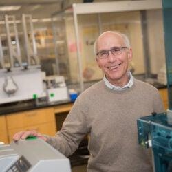 Lee Rubin, professor of Stem Cell and Regenerative Biology.