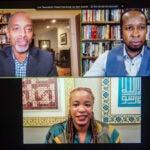 Khalil G. Muhammad , Ibram X. Kendi, and Heather McGee.