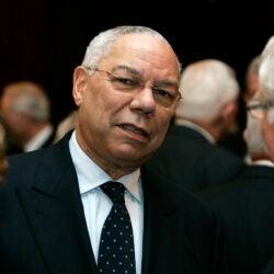 Colin Powell.